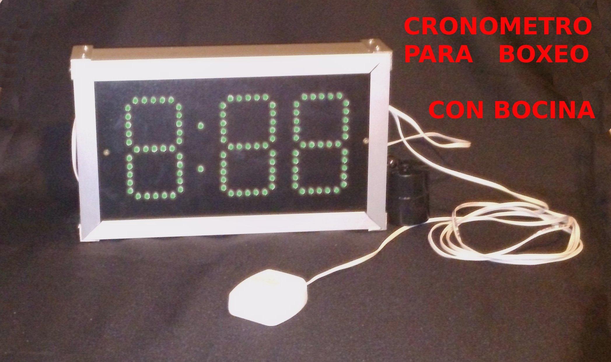 Cronometro para Boxeo